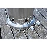 Garden Treasures 48000-BTU Stainless Steel