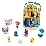 little mermaid figure set - Disney Animators' Collection Littles Ariel Micro Doll Play Set
