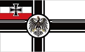 FQ Imperio Alemán Bandera 60 * 90cm 90 * 150 cm 3x5 pies poliéster a Partir de Hierro Cruz Primera Guerra Mundial Alemania del Ejército Banderas Banderas, Vivid Color y la luz