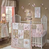 Lambs & Ivy Fawn 5 Piece Bedding Set