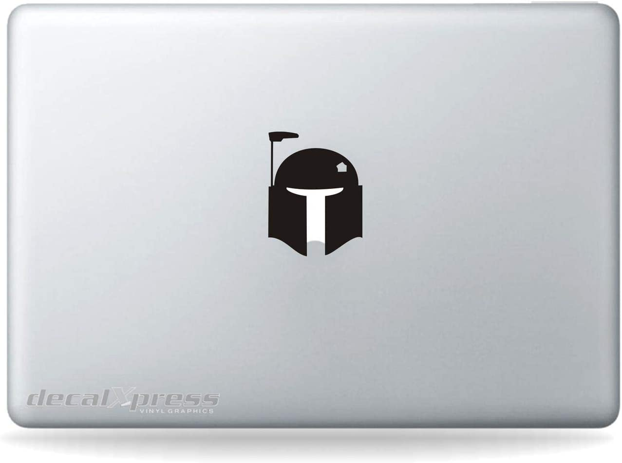 Boba Fett Laptop Vinyl Decal Sticker