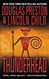 Thunderhead by Douglas Preston front cover
