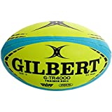 Gilbert G-TR4000 Rugby Training Ball - Flouro (Size 5)