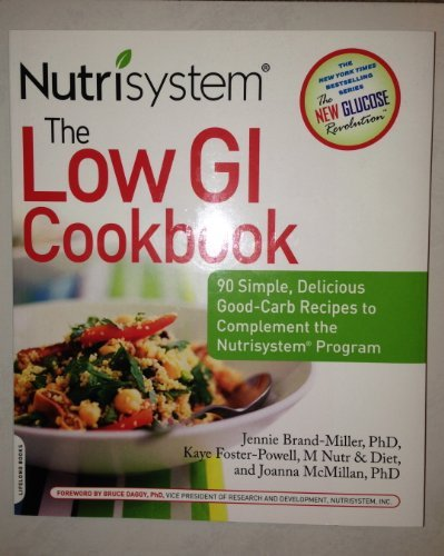Download nutrisystem the low gi cookbook book pdf audio id84a7tfw forumfinder Gallery