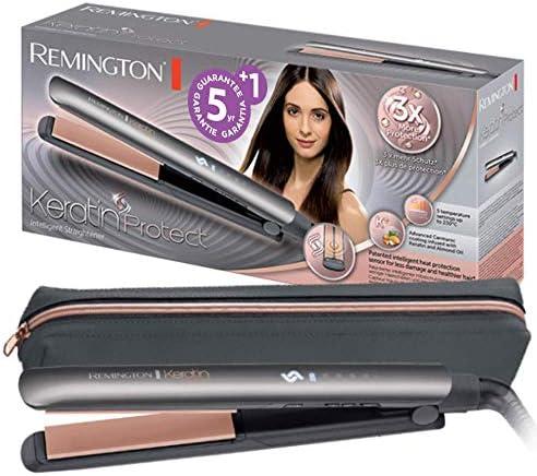 Remington S8598 Keratin Protect - Plancha de Pelo, Cerámica ...