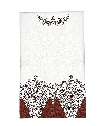 Iranian Costume (Interestlee Fleece Throw Blanket Traditional House Decor Ornate Old Iranian Classical Frieze Figure with Curved Flowers Biege Brown)