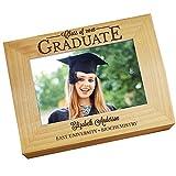 GiftsForYouNow Class of Graduate Personalized Photo Keepsake Box
