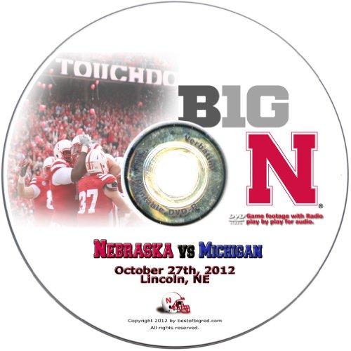 2012 Nebraska Cornhuskers Football DVD Box Set (Nebraska Cornhuskers Dvd)