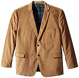 U.S. Polo Assn. Men\'s Big-Tall Cotton Corduroy Sport Coat, Wheat, 52 Regular