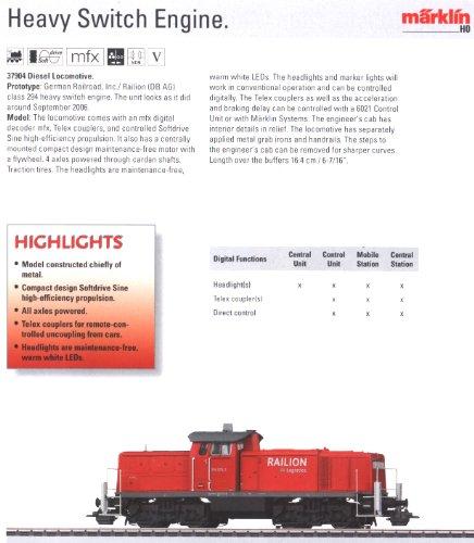 Marklin Class 290 Switch - Locomotive Marklin