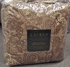 Amazon Com 400 Ralph Lauren Coral Beach Tan Brown