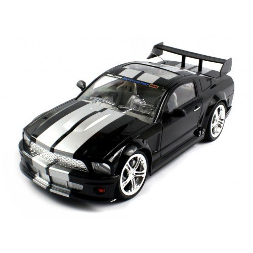 Electric 1:14 Full Function Mustang GT500 KR RTR RC Car Remote (Rtr 1 Remote Control Antenna)