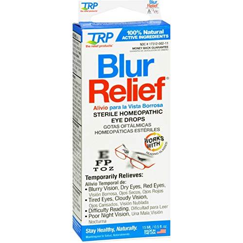 TRP Blur Relief Eye Drops - 0.05 fl oz Blur Relief Eye Drops