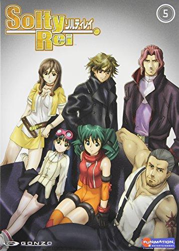 Solty Rei: Volume 5