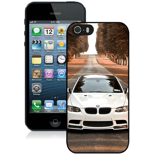 Coque,Fashion Coque iphone 5S Bmw M3 Branca Noir Screen Cover Case Cover Fashion and Hot Sale Design