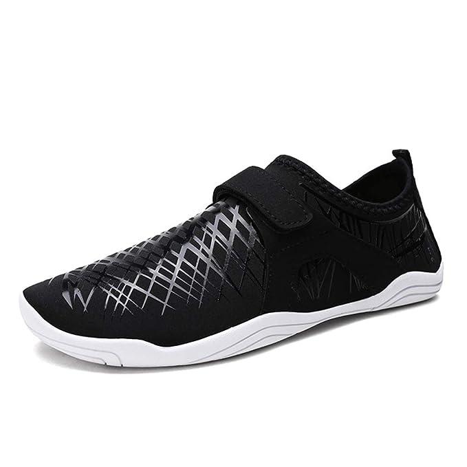 FHTD Zapatillas De Deportes Acuáticos Unisex Pies Descalzos Calcetines De Yoga Aqua De Secado Rápido Zapatillas: Amazon.es: Ropa y accesorios