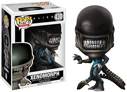 Funko Pop Movies: Alien: Covenant - Xenomorph (Skull) Toy Figure -