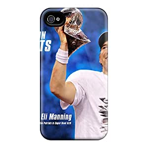 Perfect Hard Cell-phone Case For Iphone 6plus With Custom Realistic New York Giants Pattern TimeaJoyce