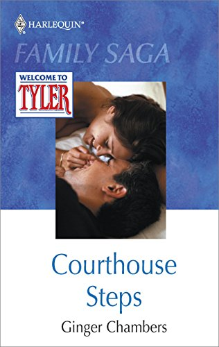 book cover of Courthouse Steps