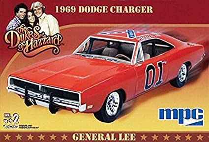 CMP General Lee 1969Â Dodge Charger Modelo Kit