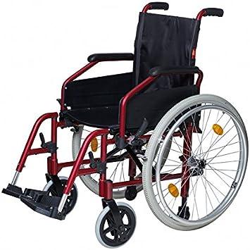 Ayudas dinamicas - Silla de ruedas aluminio