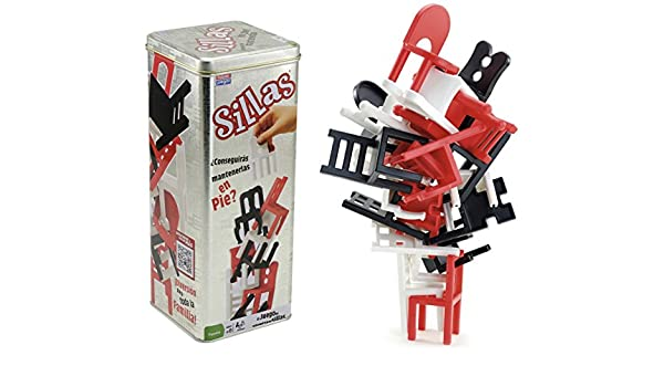 Amazon.com: Falomir 646511 – Game Chairs: Toys & Games