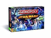 Winning Moves 41504 - Monopoly Star Wars, Saga Edition