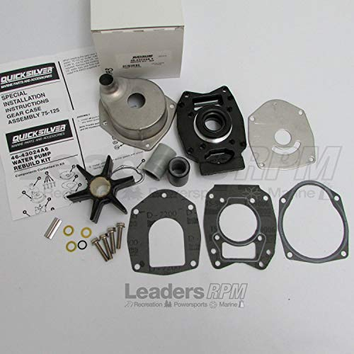 OEM Mercury 40-125HP Complete Outboard Water Pump Kit Impeller 46-43024A 7