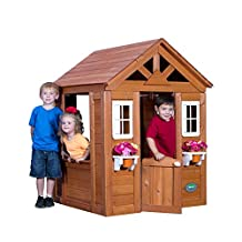 Backyard Discovery 65314 Timberlake All Cedar Playhouse
