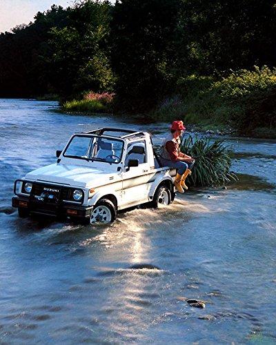 1987-suzuki-samurai-truck-photo-poster