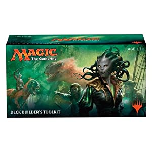 Magic the Gathering: Ixalan Deck Builder's Toolkit