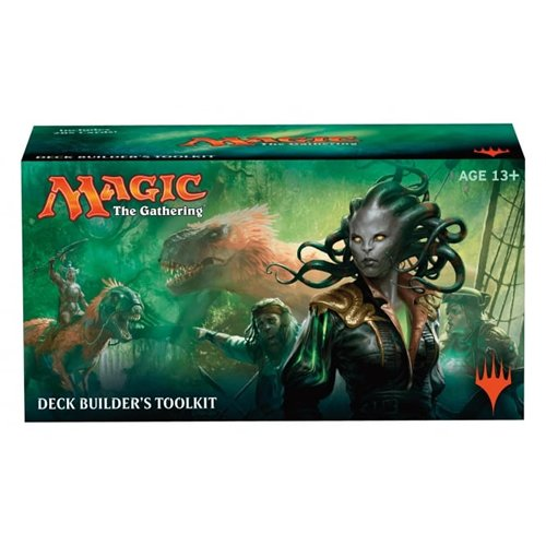 Magic: The Gathering MTG-XLN-DBT-EN Ixalan Deck Builder's Toolkit ()