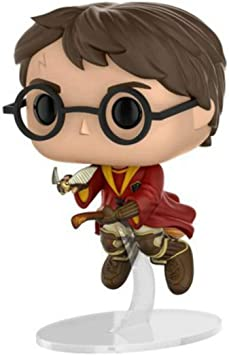 HARRY POTTER ON BROOM Funko Pop #31 Summer Convention Exclusive 2017