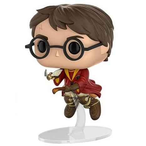 Muñeco de Harry Potter y su escoba, de LESHCO Funko, 31 ...