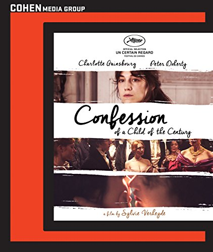 Confession of a Child of the Century [Blu-ray]