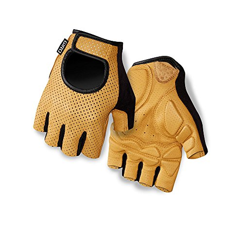 Gloves Cycling Premium (Giro Lx Cycling Gloves Tan Medium)