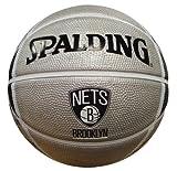 NBA Brooklyn Nets Mini Basketball, 7-Inches