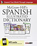 img - for McGraw-Hill's Spanish Illustrated Dictionary (McGraw-Hill Dictionary Series) book / textbook / text book