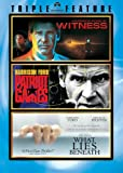Harrison Ford Triple Feature (Witness / Patriot Games / What Lies Beneath)