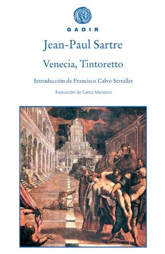 Descargar Libro Venecia, Tintoretto Jean-paul Sartre