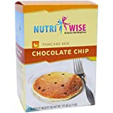 NutriWise - Chocolate Chip Protein Diet Pancake Mix (7/Box)