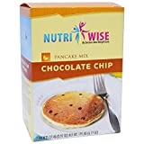 NutriWise – Chocolate Chip Protein Diet Pancake Mix (7/Box) For Sale