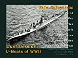 German Nazi U-Boat Films of WW2 Atlantic War Convoys old Films DVD by U-Boote