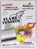 AutoLoc Power Accessories 9646 Single Exhaust Flame Thrower Kit