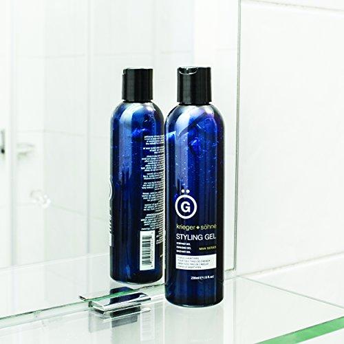 Hair Styling Gel For Men: Premium Styling Hair Gel For Men