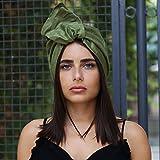 Green Fascinator, Silk Headbands, Millinery, Worldwide Shipment, Delivery in 2 Days, Head wrap, Bohemian Accessories, Headpieces, Head dress, Kentucky Derby Hat, Gift Box, Boho Chic