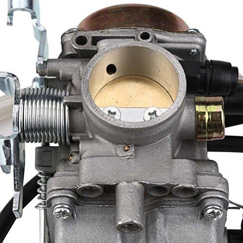 Ecosin KLF 300 KLF300 Carburetor 1986 - 1995 1996 - 2005 Bayou Carby Carb ATV (Kawasaki Klf300 Carburetor compare prices)