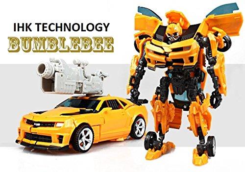 Transformers Bumblebee Action Figures Robots Autobot Camaro