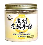 Wisconsin American Ginseng Powder 120 Mesh (4 oz) For Sale