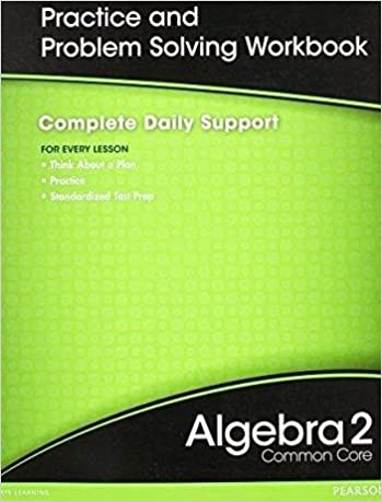 florida algebra 2 practice and problem solving workbook answers